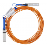 Mellanox active fiber cable, VPI, up to 56Gb/s, QSFP, 15m- Part ID: MC220731V-015