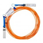 Mellanox Active Fiber Cable, Ethernet, 40GbE, 40Gb/s, QSFP, 50 meters