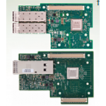 Mellanox ConnectX-4 Lx EN network interface card for OCP with Multi-Host and Host Management, 50GbE single-port QSFP28, PCIe3.0 x8