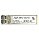 Mellanox Optical Module, Ethernet 10GbE, 10Gb/s, SFP+, LC-LC, 1310nm, LR up to 10km - Part ID: MFM1T02A-LR