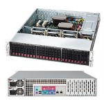 Supermicro SuperChassis CSE-216E16-R1200LPB 2U Chassis, No HDD
