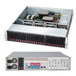 Supermicro SuperChassis CSE-216BA-R1K28LPB 2U Chassis, No HDD
