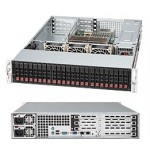 Supermicro SuperChassis 216E26-R1200UB Storage JBOD Chassis, No HDD