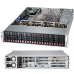 Supermicro SuperChassisCSE-216BA-R1K28WB 2U Chassis, No HDD