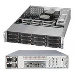 SuperStorage Server 6027R-E1R12N