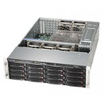Supermicro SuperChassis 836BE1C-R1K03B Storage JBOD 3U Chassis, No HDD