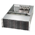Supermicro SuperChassis 846BE26-R1K28B Storage JBOD 4U Chassis, No HDD