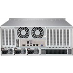 Supermicro SuperChassis 418E16-R1K62B Storage JBOD Chassis, No HDD