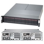 Supermicro SSG-2027B-CIB020H 2U SuperStorage Server with two Nodes