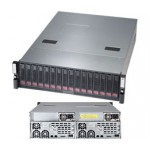 Supermicro SuperServer F628R3-FT, 4U Barebone System, No CPU, No RAM, No HDD