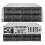 Supermicro 2U SuperStorage Server 6027R-E1R12L, 2U 12 Supermicro Ceph OSD