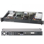 Supermicro Superserver SYS-5018D-LN4T, 1U, System-on-Chip (SOC)