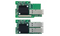 Mellanox 40GbE dual port QSFP+, with NC-SI host management protocol enabled
