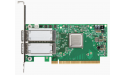 Mellanox Single/Dual-Port Adapter supporting 100Gb/s with VPI  - Part ID: MCX555A-EDAT
