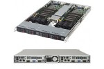Supermicro SuperServer 1028TR-TF, 1U Barebone System, No CPU, No RAM, No HDD