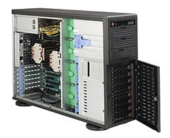 SuperMicro SuperWorkstations™